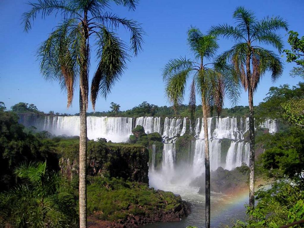 Parc national de l iguaz par kam lia et la titia la - Conseil national des parcs et jardins ...